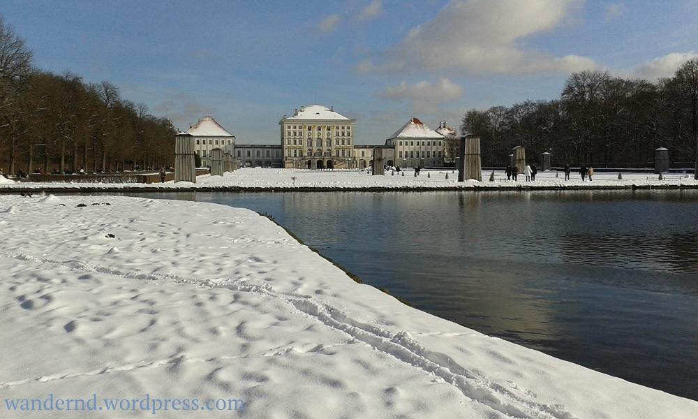Schloss Nymphenburg - gut erreichbar mit dem öffentlichen Nahverkehr
