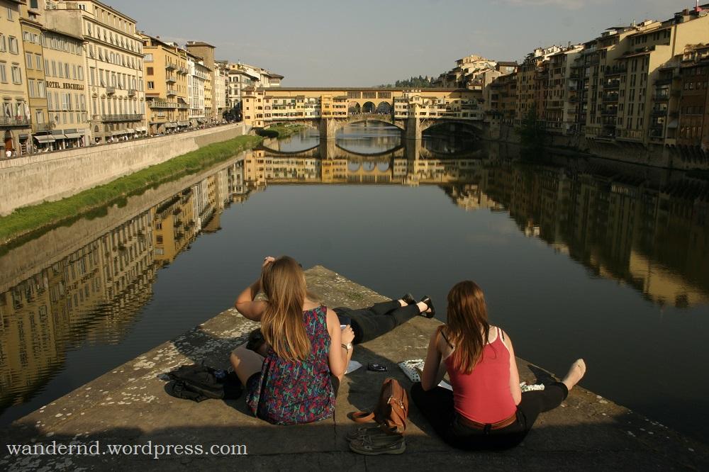 Florenz Tipps: Ponte santa Trinita