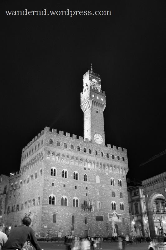 Was muss man in Florenz gesehen haben? Den Palazzo Vecchio