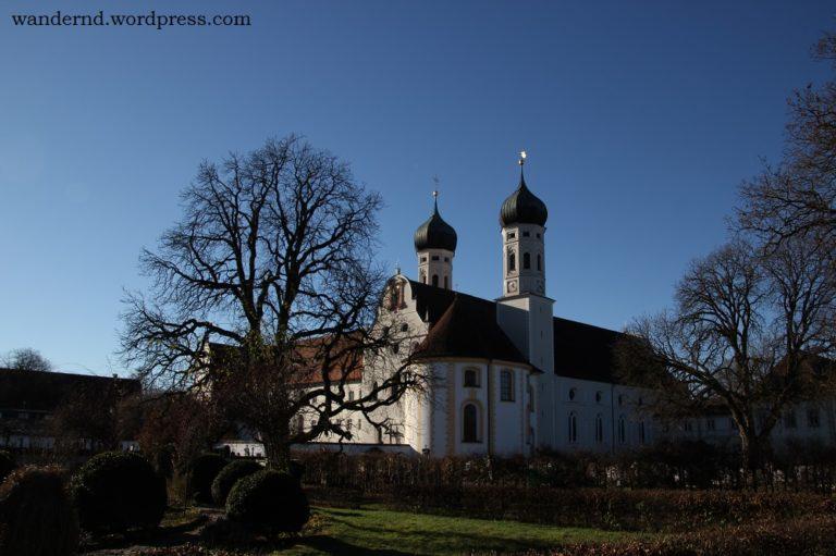 Ausflugsziel bei München: Kloster Benediktbeuern