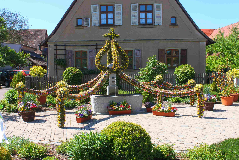 Rossdorf_Osterbrunnen