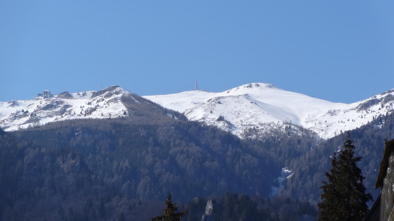 Transilvanien: Berge