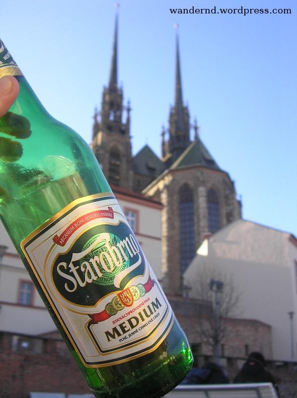Starobrno - Brno