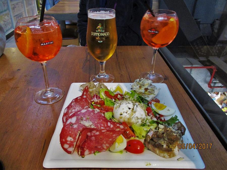 Essen in Florenz: Mercato Centrale