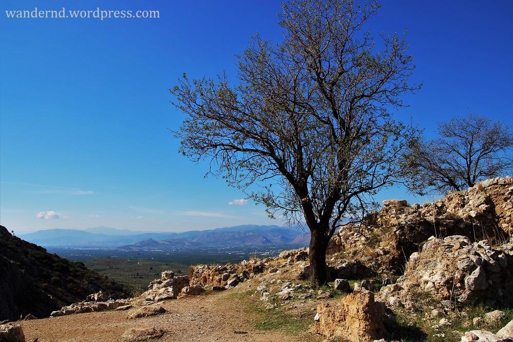 Sehenswürdigkeiten Peloponnes: Mykene