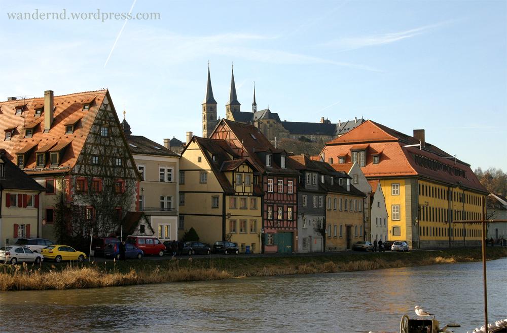 Bamberg Sehenswürdigkeiten: Michelsberg