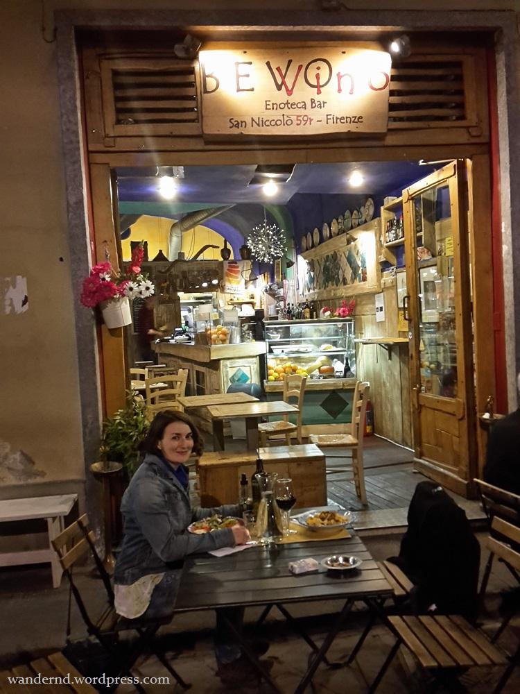 Florenz Tipp für Restaurants