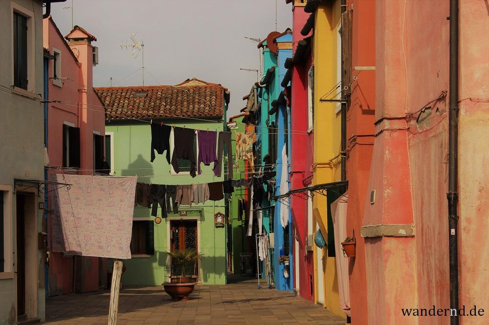Ausflug Burano