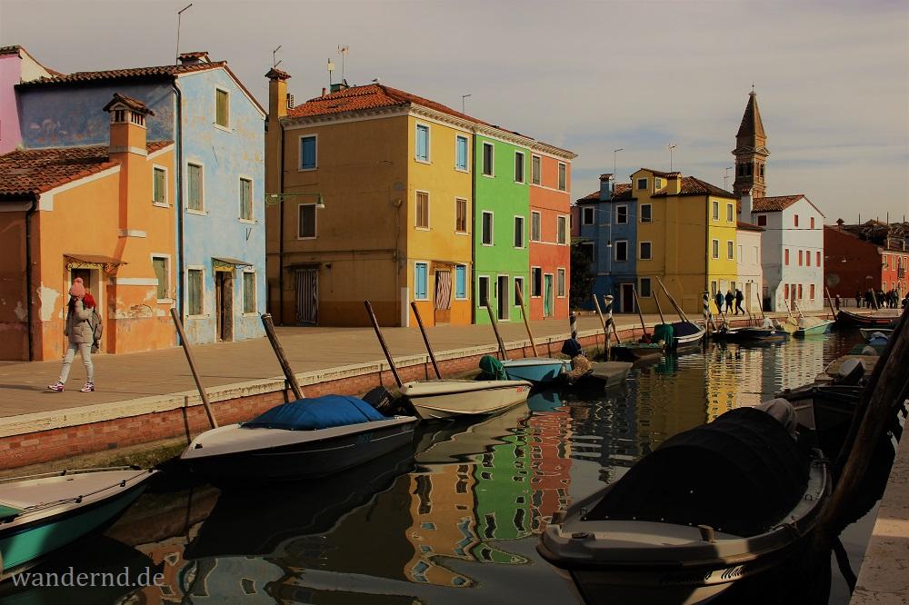 Burano: Ausflug von Venedig