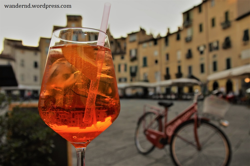 Aperitivo in der Toskana und in Florenz