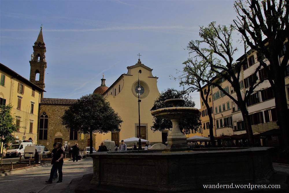 Essen gehen in Florenz