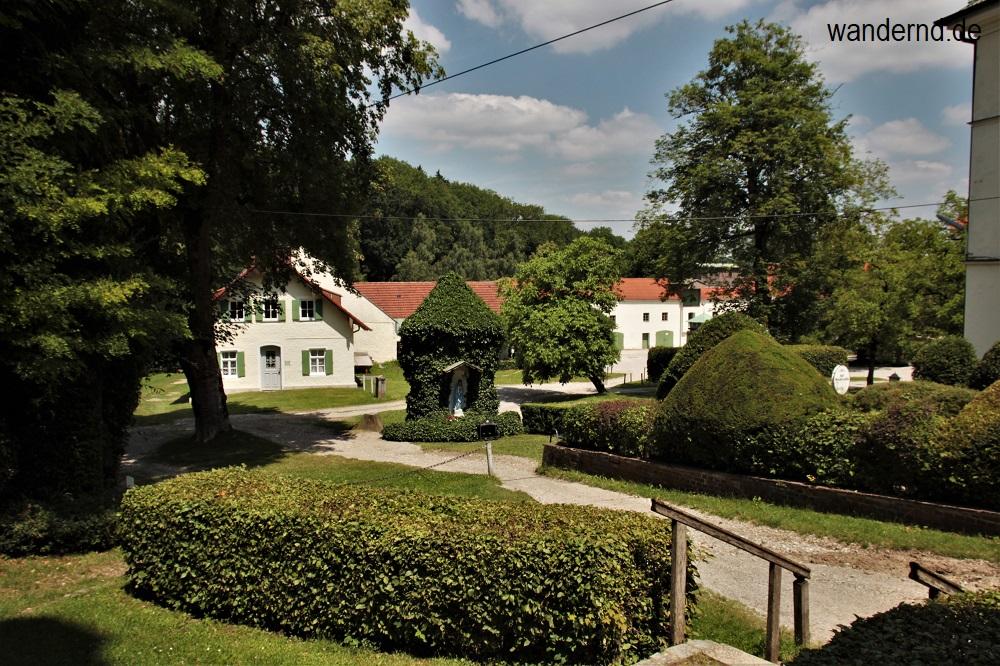 Wanderung Nach Mariabrunn Ein Vergessenes Heilbad Bei Munchen