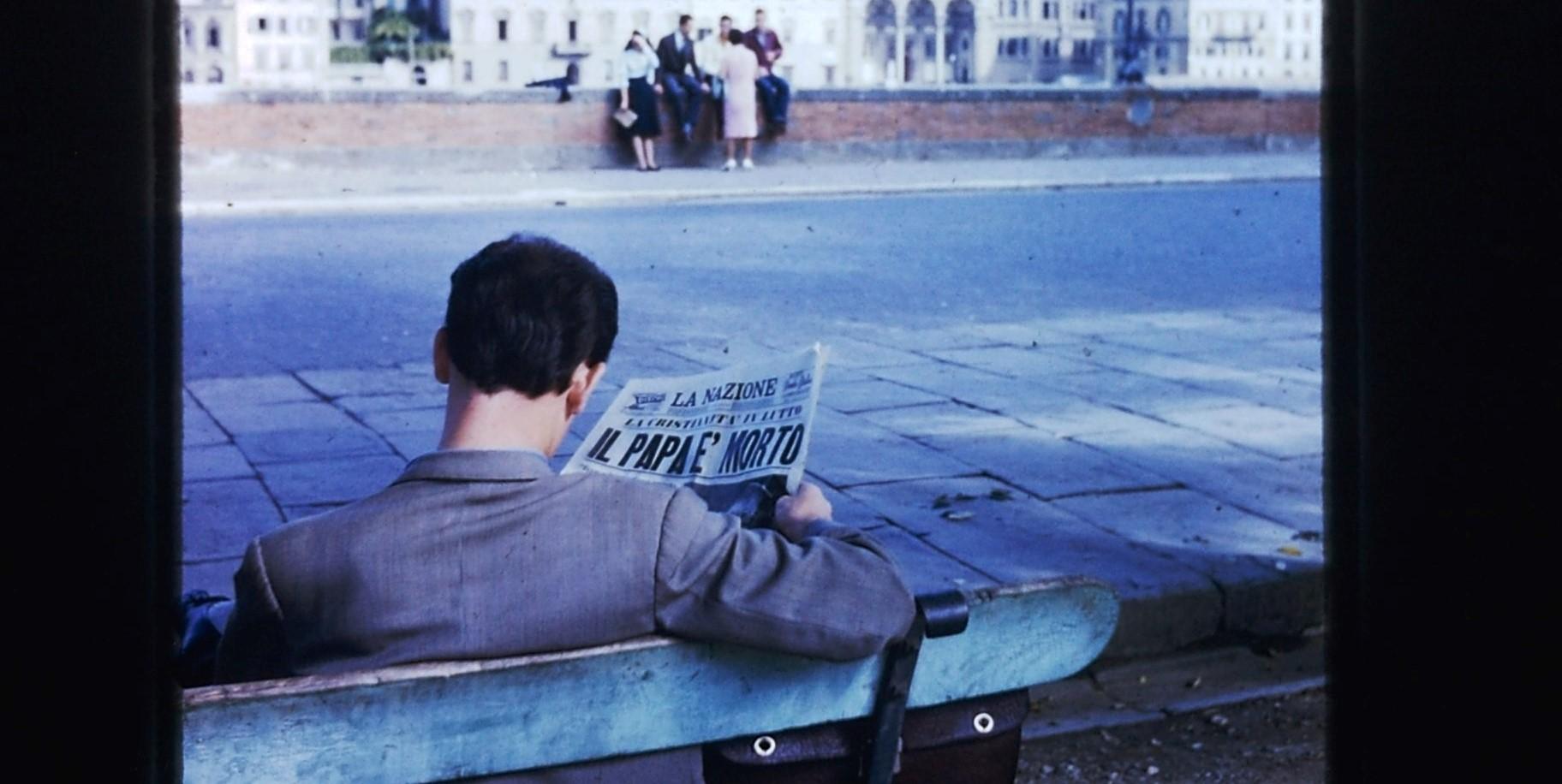 Zeitreise in die 1950er Jahre: So habt ihr Italien noch nicht gesehen