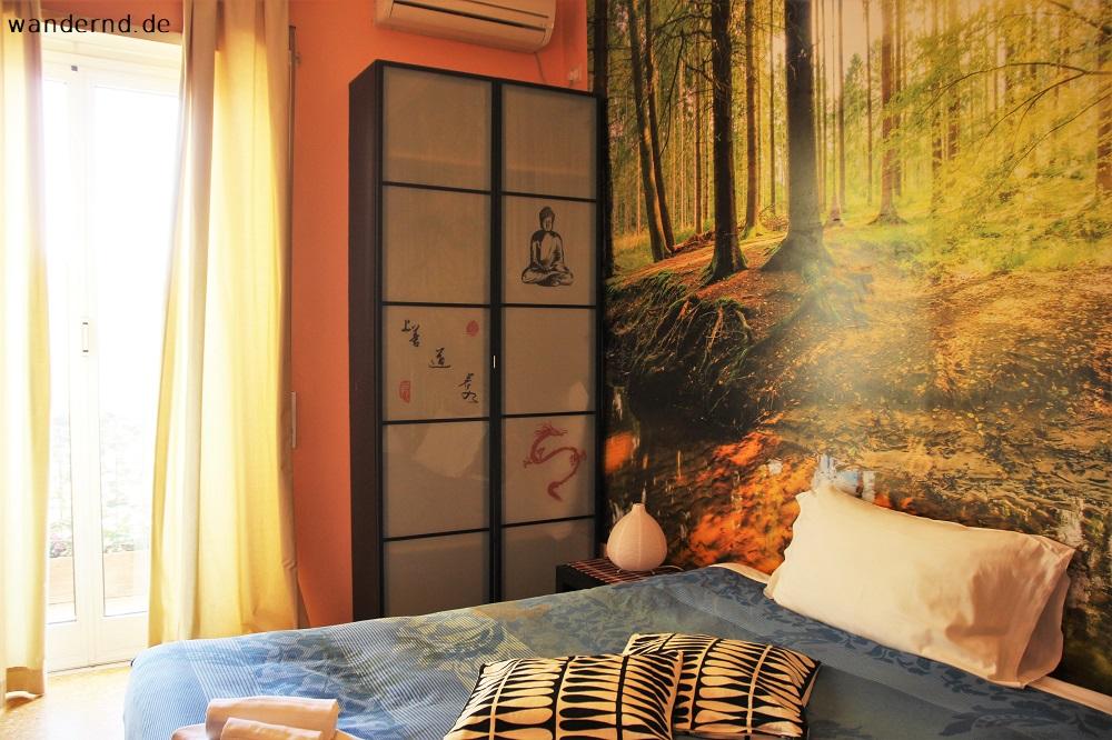 wo übernachten in Rom? Bed & Breakfast