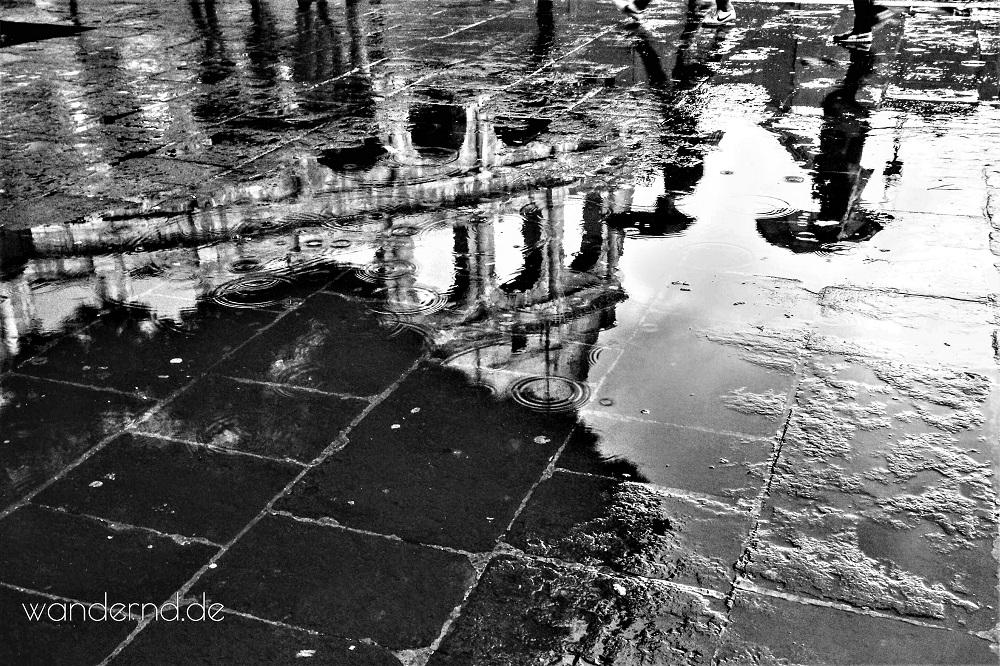 Fotografieren bei schlechtem Wetter: Kolosseum bei Regen