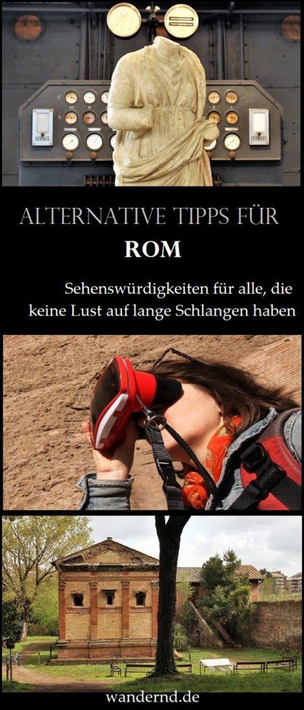 Sehenswürdigkeiten Rom: Alternative Rom-Tipps für Geschichte-Fans