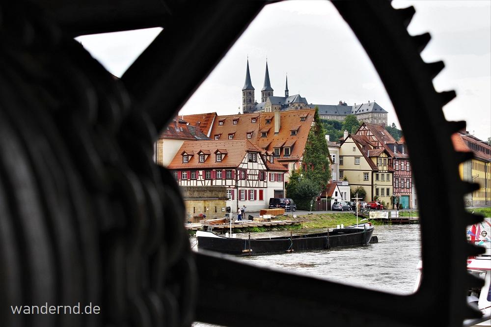 Bamberg Tipps: Blick auf den Michelsberg