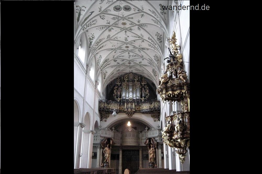 Bamberg Michelsberg Himmelsgarten