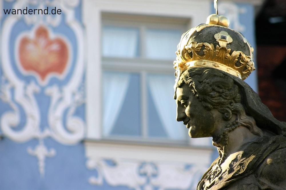 Bamberg Tipps: Kunigunde an der Unteren Brücke