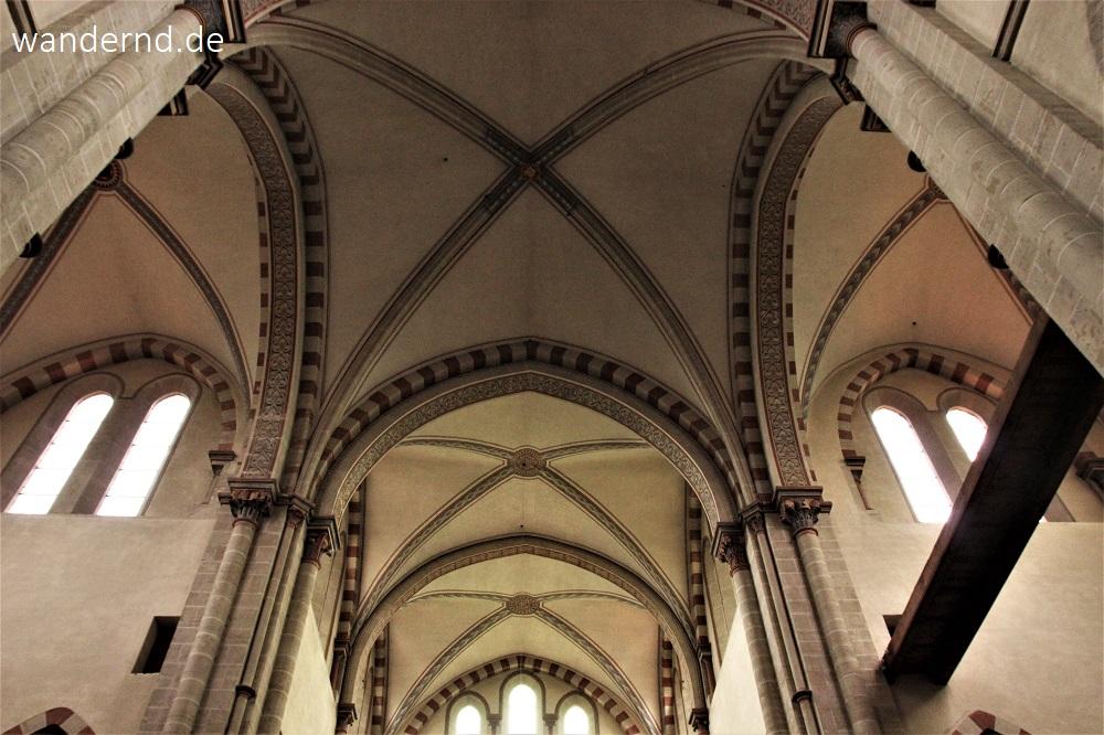 Gewölbe in der Vierung der Klosterkirche Riddagshausen