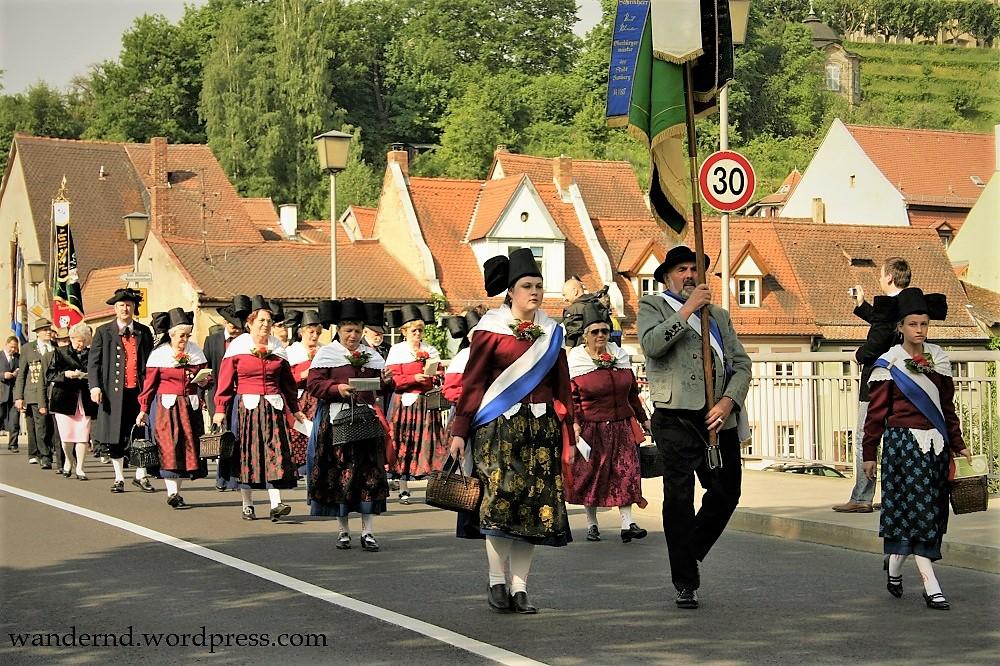 Bamberg Gärtner Fronleichnam