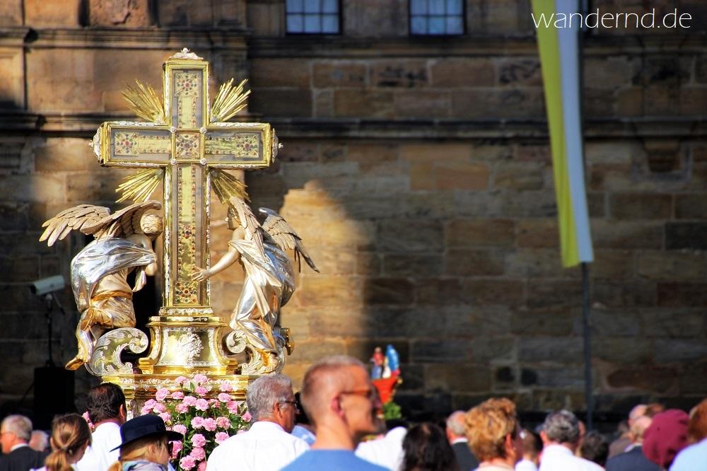 Bamberg Fronleichnam Domkreuz
