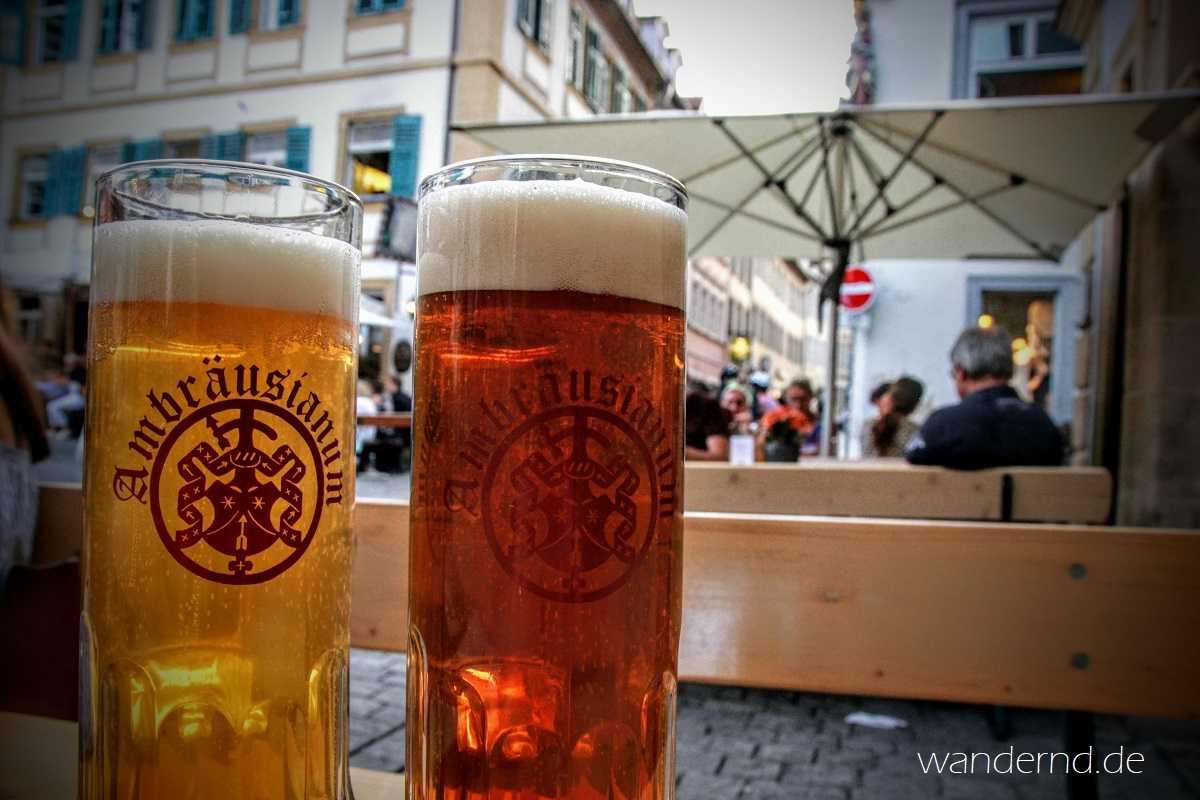 2004 gegründet: Bambergs erste Gasthausbrauerei, das Ambräusianum
