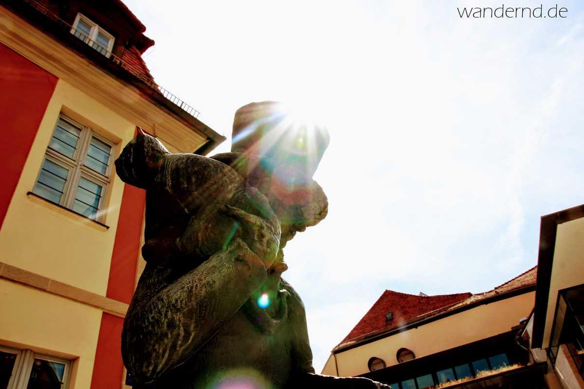 ETA Hoffmann Denkmal Bamberg