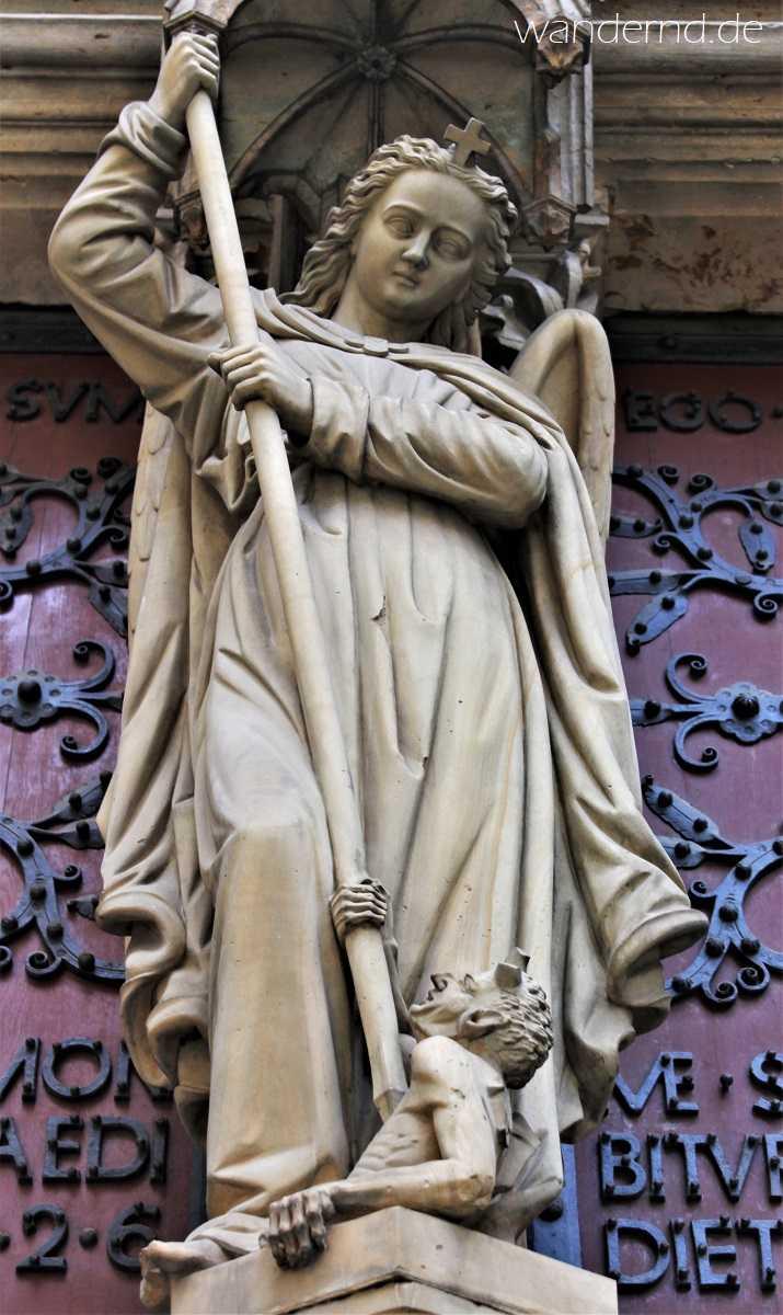 Sankt Michael am Erfurter Dom