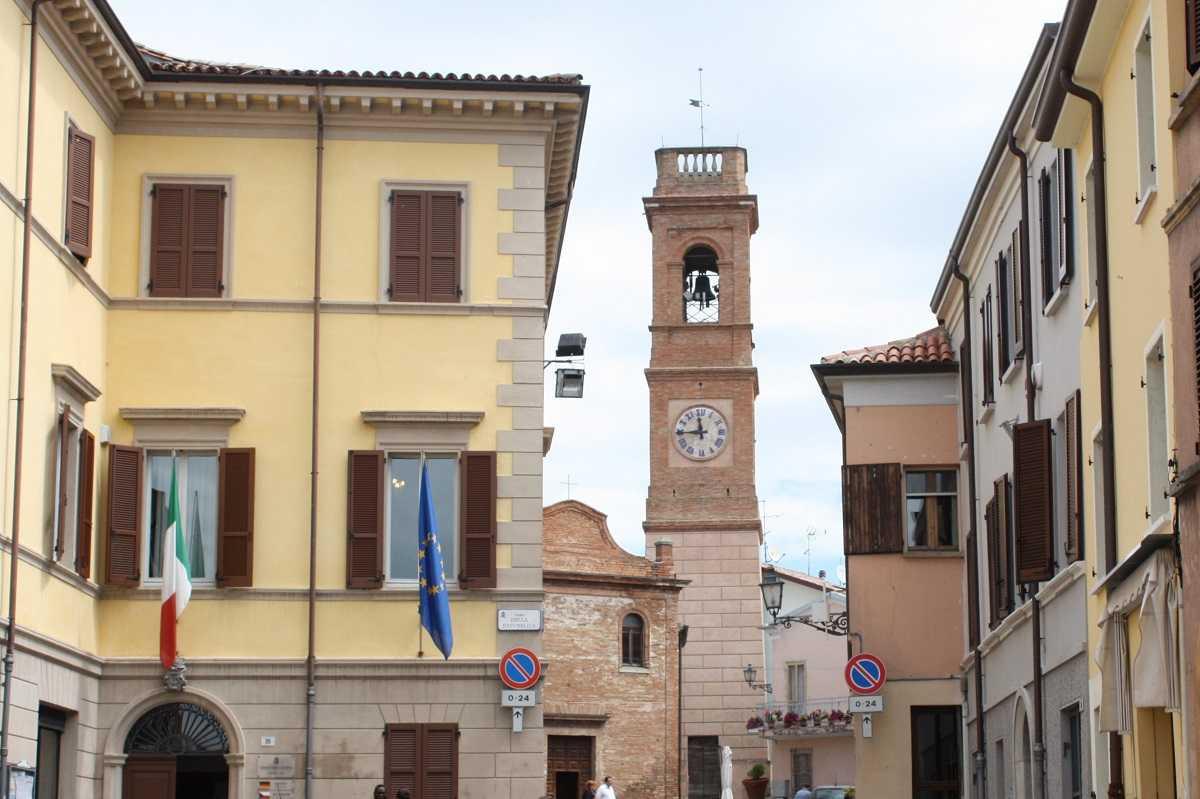 Sogliano al Rubicone: Ein Dorf in der Emilia Romagna - Italien mal anders