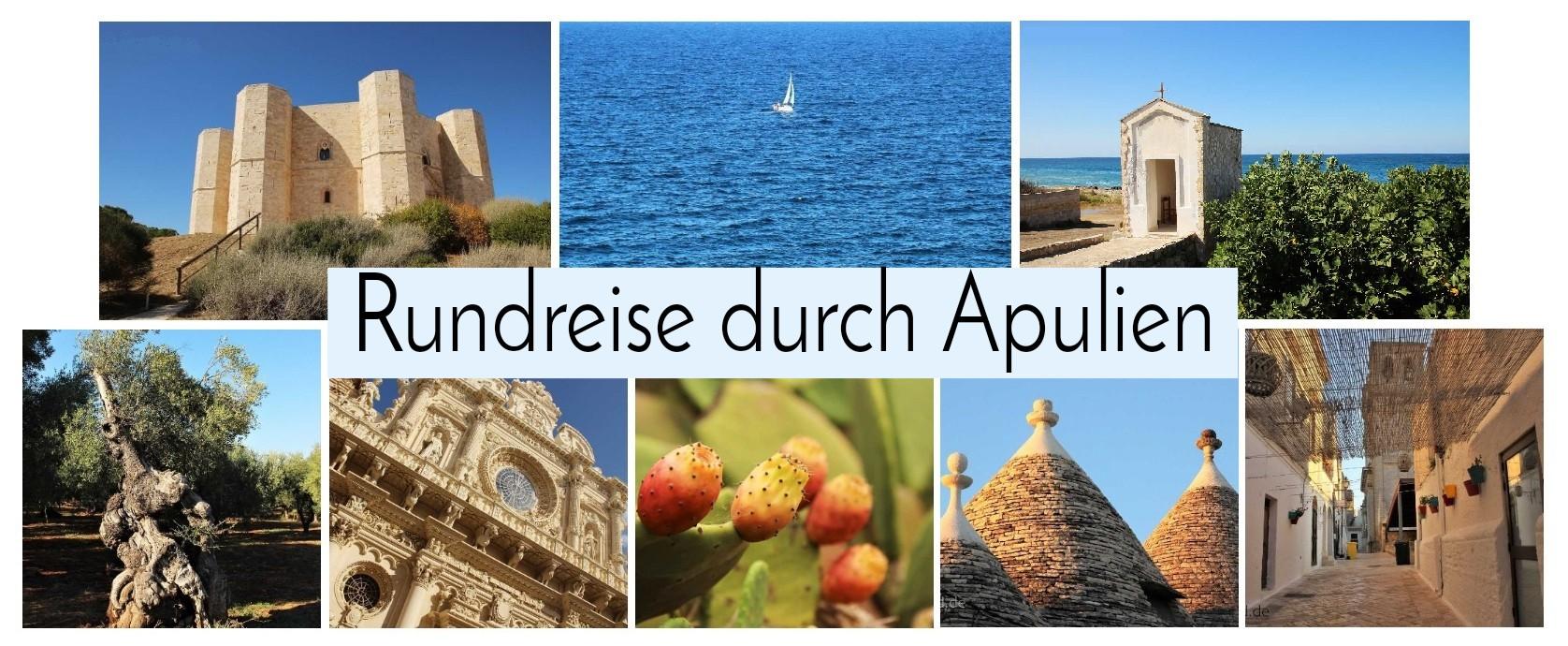 Rundreise durch Apulien individuell