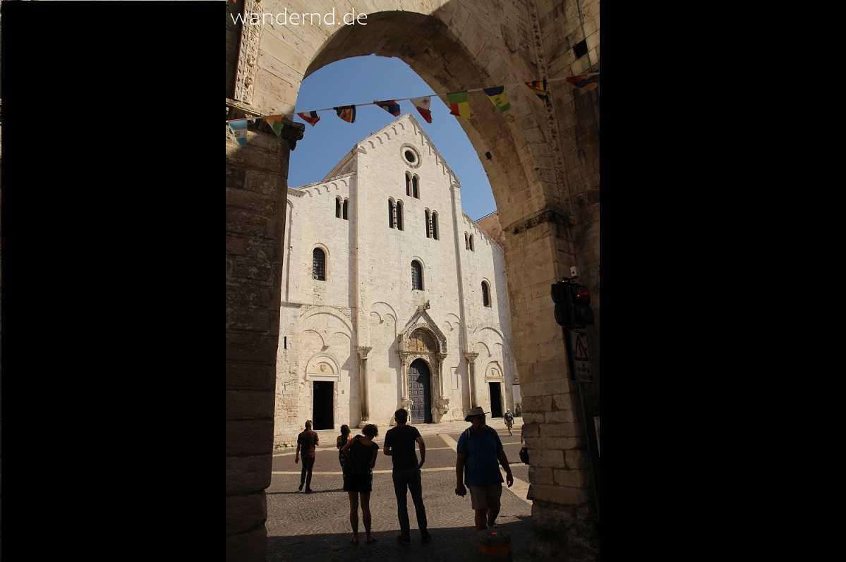 Rundreise durch Apulien Sehenswüdigkeiten: Bari
