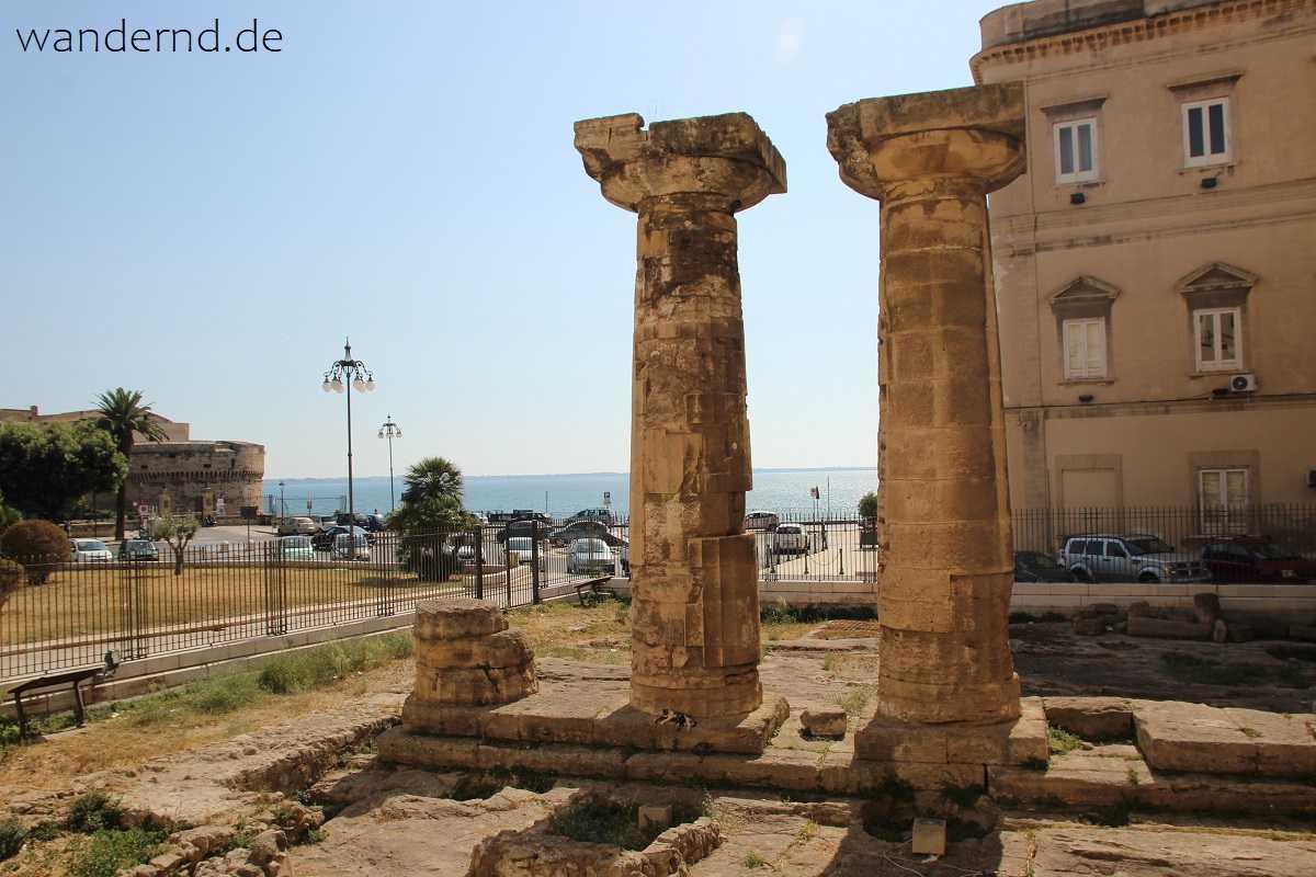 Tarent, Apulien