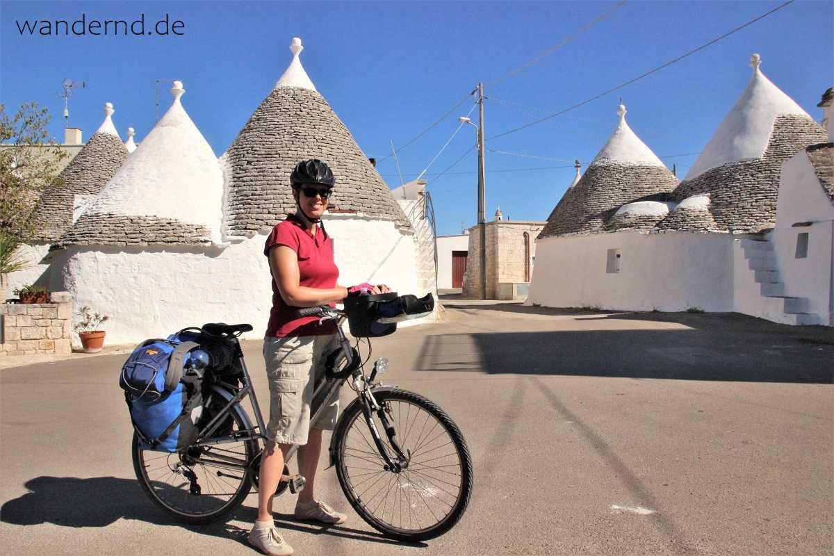 Unsere Fahrradreisen: auf zwei Rädern durch Europa
