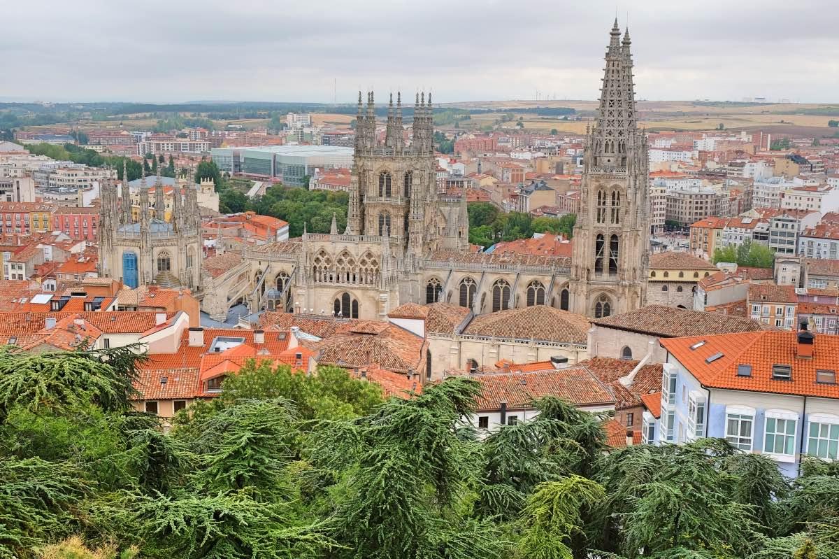 Die Kathedrale von Burgos: UNESCO-Weltkulturerbe auf dem Jakobsweg