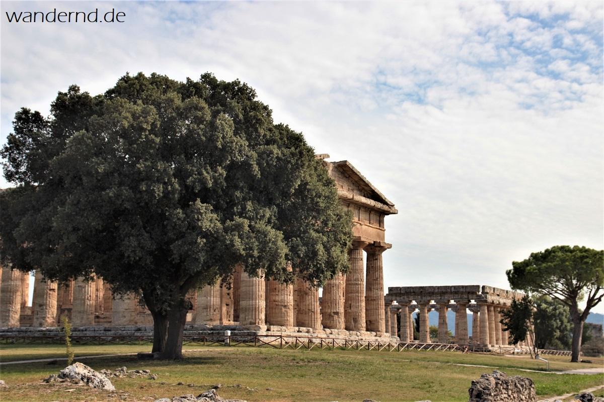 Die Tempel von Paestum