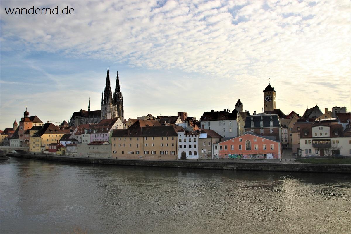 Regensburg: Eine der schönsten historischen Städte in Deutschland