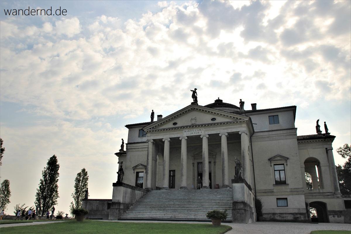 Vicenza Villa Rotonda Sehenswürdigkeiten
