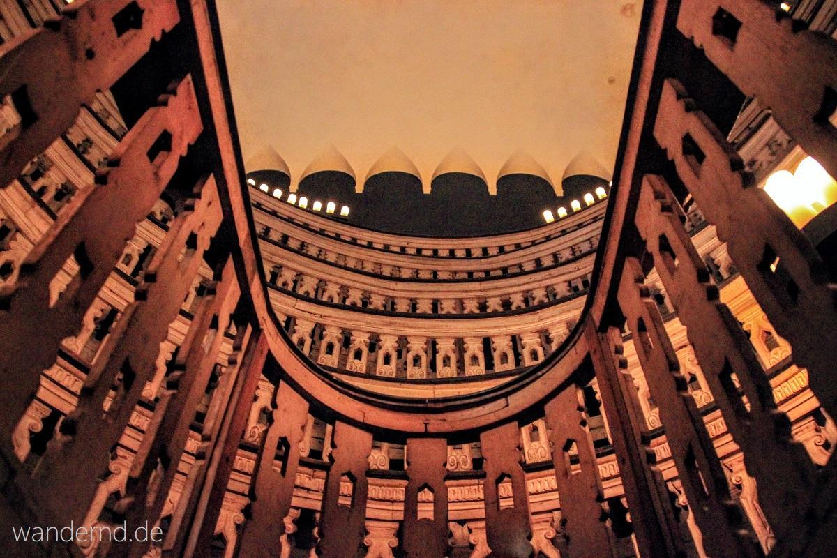 Padua Sehenswürdigkeiten: Anatomisches Theater