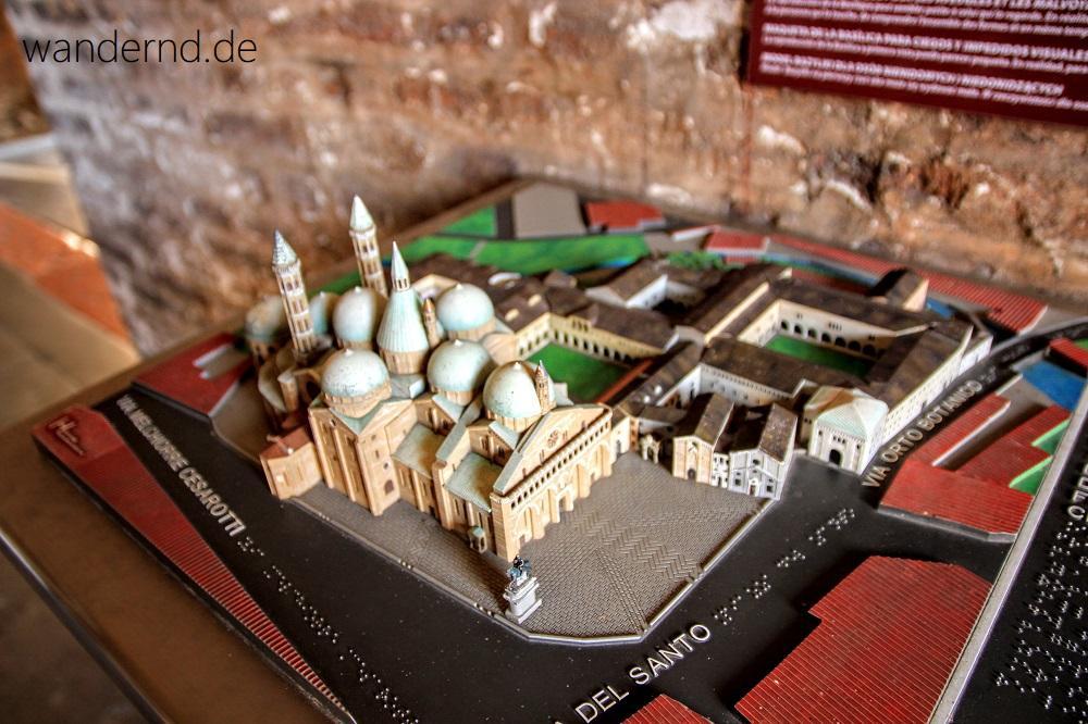 Was man in Padua gesehen haben muss: Antoniusbasilika