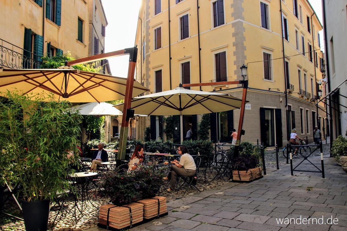 Was muss man in Padua gesehen haben: das ehemalige jüdische Ghetto