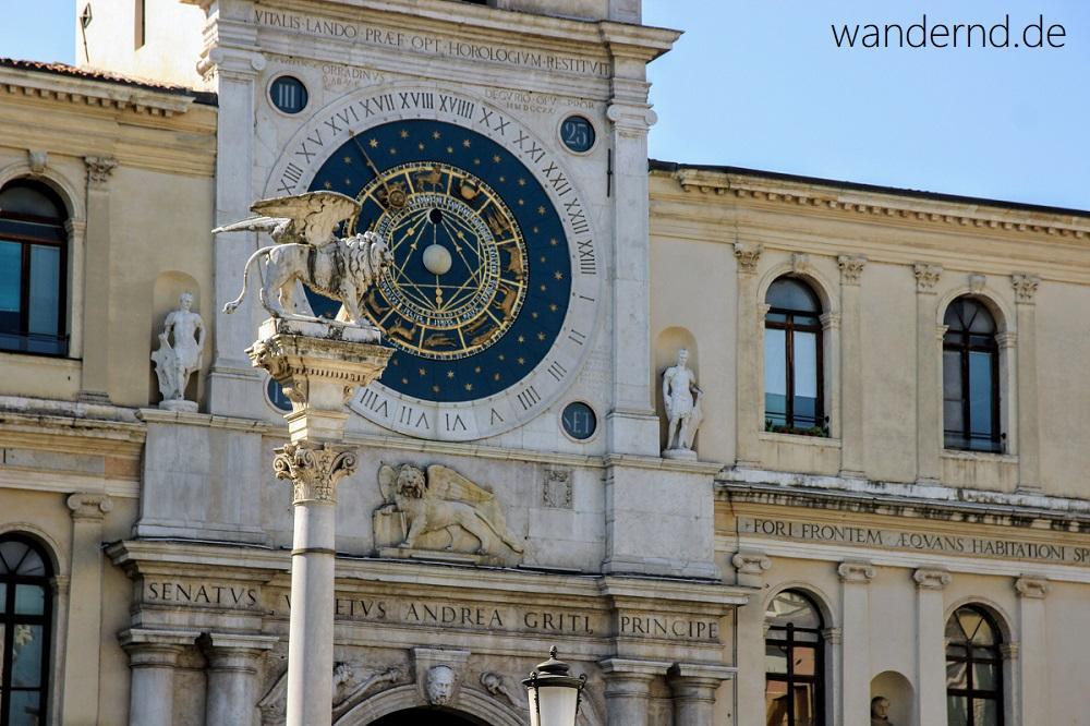 Was muss man in Padua gesehen haben: Die Piazza dei Signori