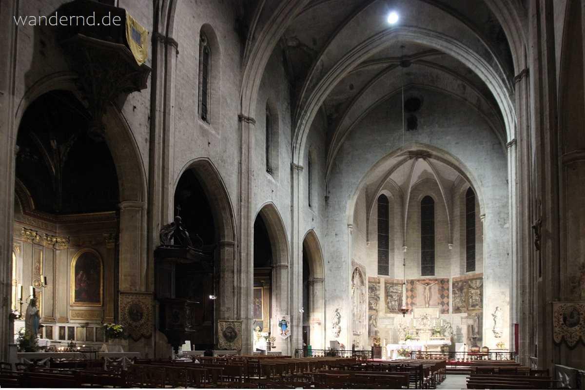 Avignon Sehenswürdigkeiten: Kirche St. Didier