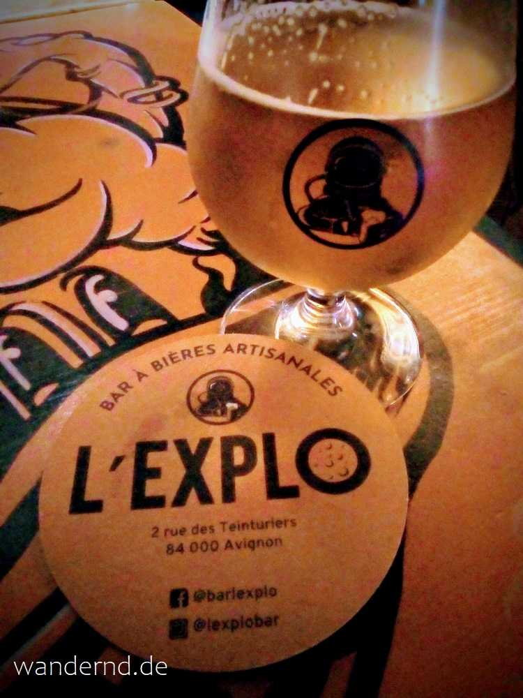 Avignon Tipp: Craftbeer Kneipe L'Explo