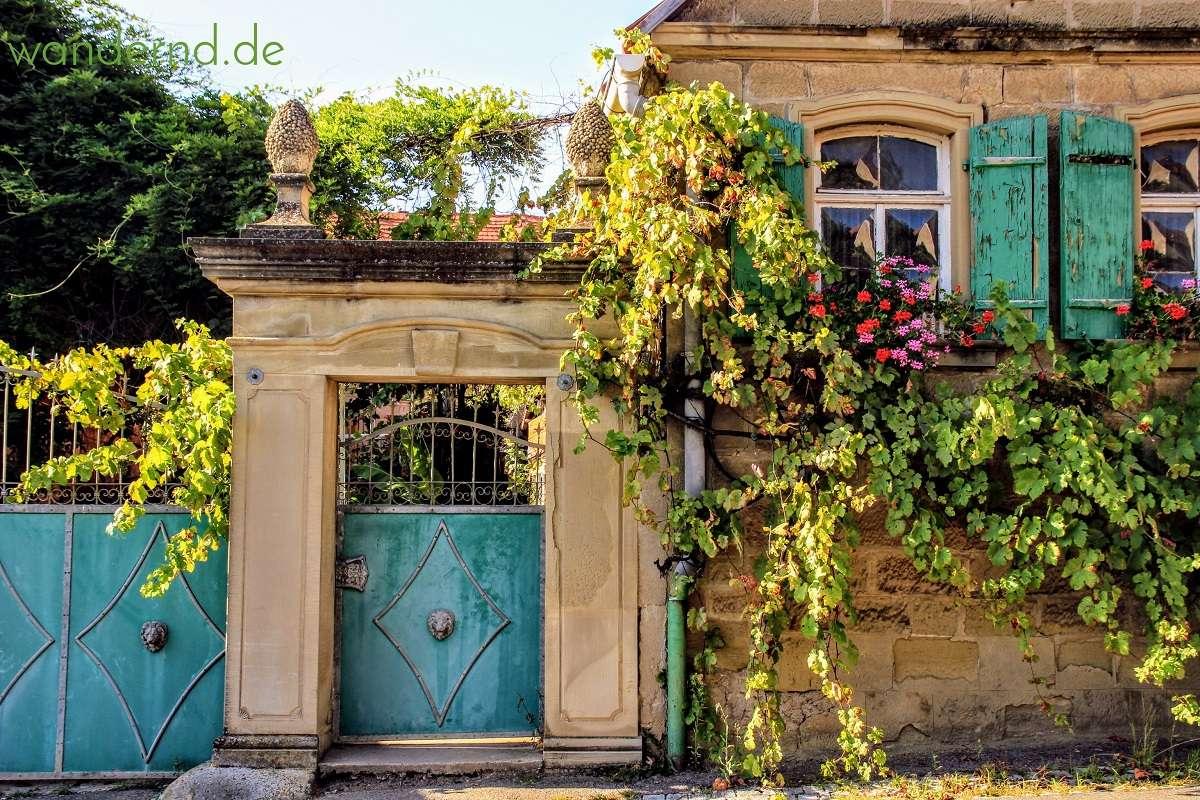 Dorfidylle in Seinsheim im Weinparadies