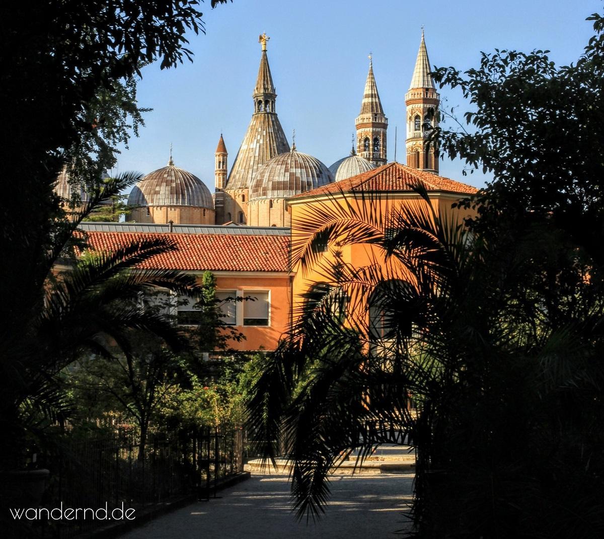 Venetien Reiseziele UNESCO-Welterbe: Botanischer Garten