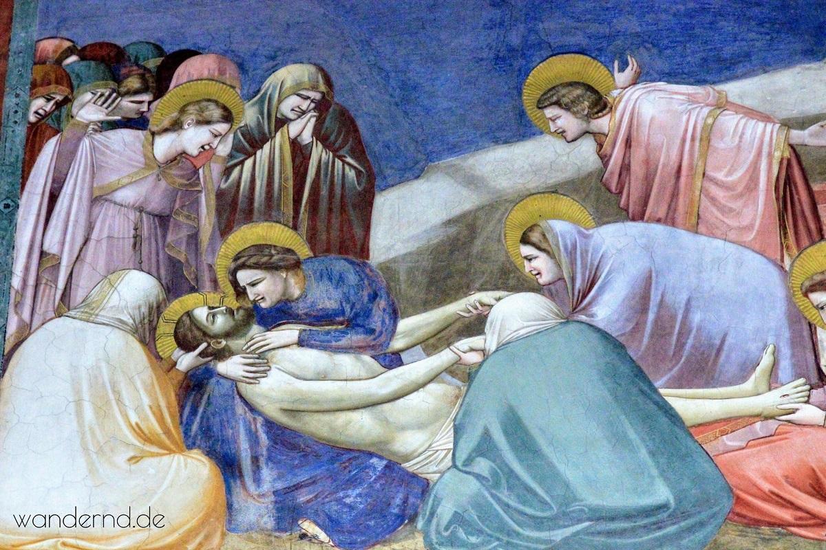 Padua Scrovegni Kapelle Venetien