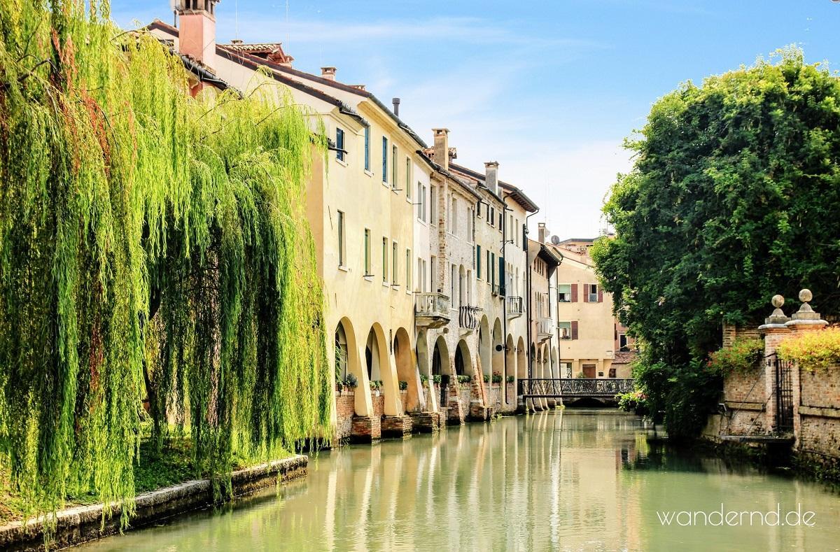 Treviso: Entspannte Tage in einer Stadt abseits des Rummels