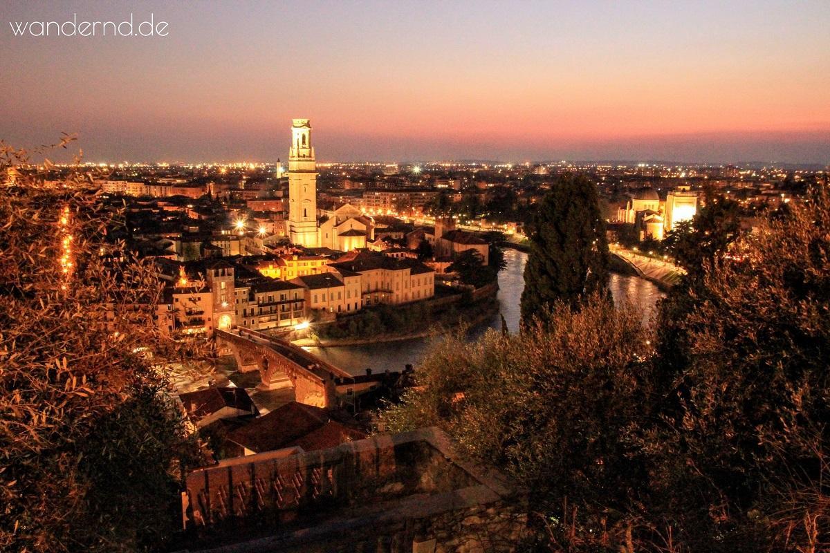 Venetien Städte: Verona ist die zweitgrößte Stadt