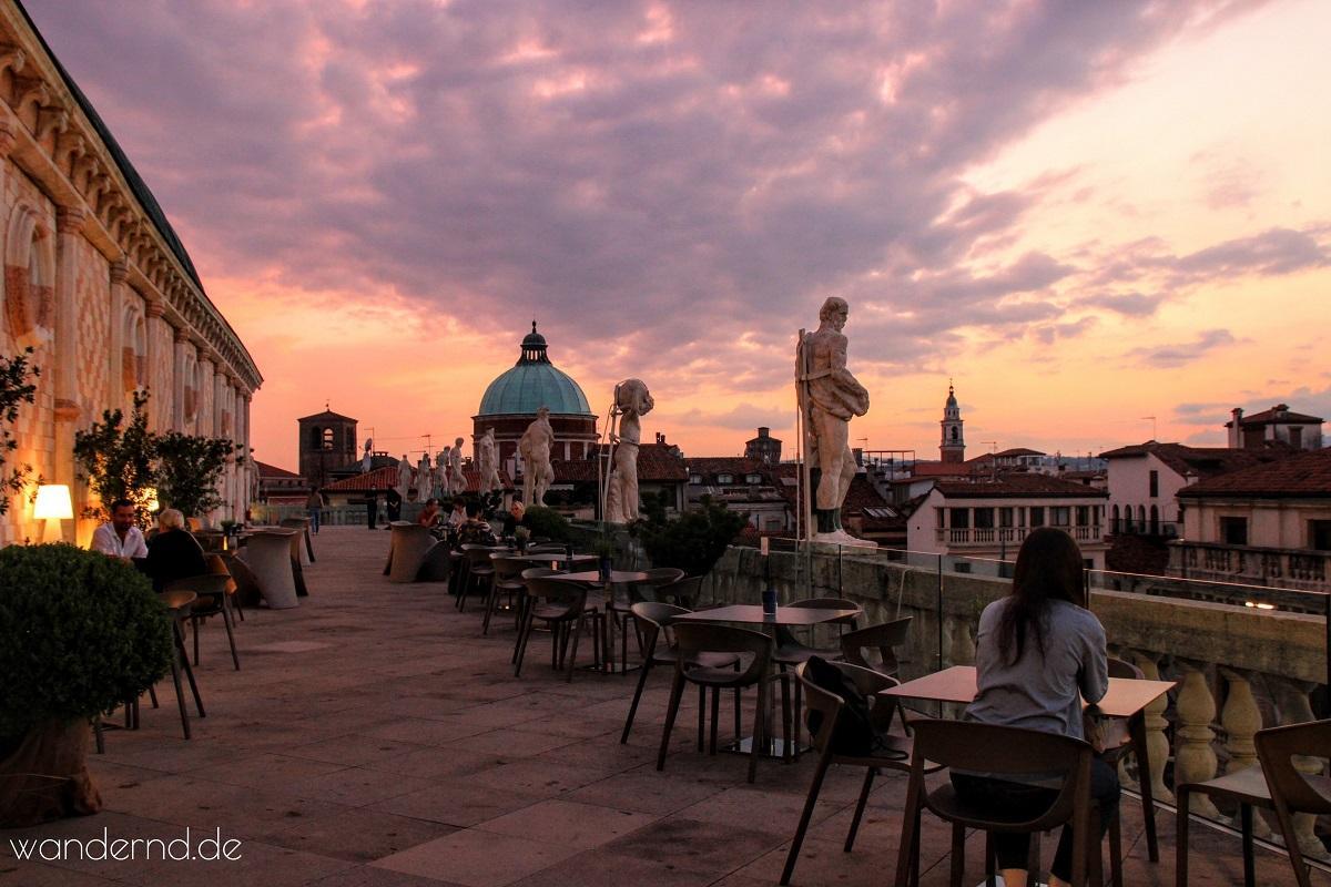 Venetien Rundreise: Basilica Palladiana in Vicenza